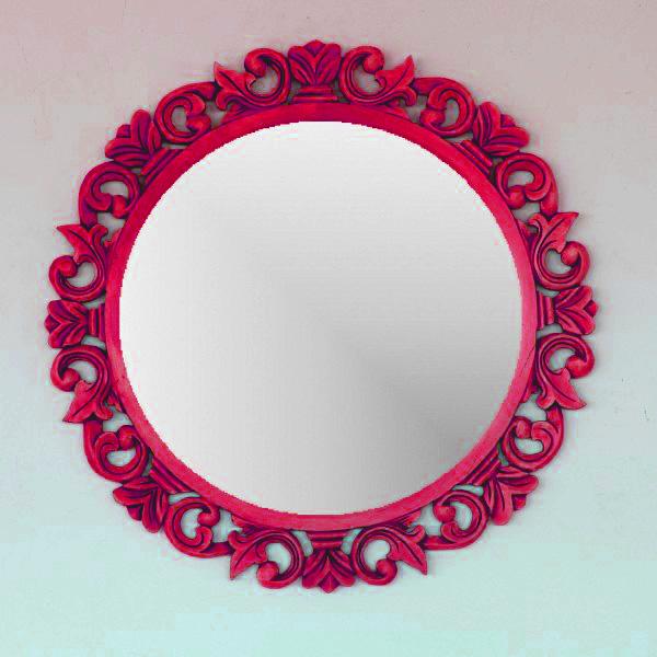 M rate en tu espejo for Espejo que se rompe solo