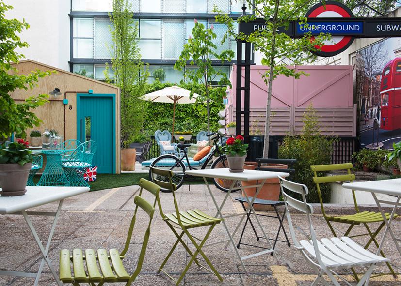 Casa decor madrid jardin for Casa jardin madrid